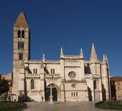 Valladolid - Iglesia de Santa Maria Antigua Photo stock
