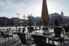Valladolid, Major Plaza Royalty Free Stock Image
