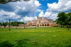 Mexican convent royalty free stock images