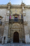 Valladolid, palace Stock Images