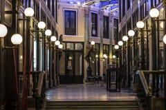 Valladolid passage Gutierrez Stock Image