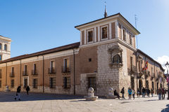 Valladolid Pimentel Palace Royalty Free Stock Photos