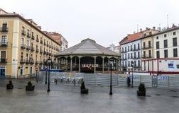 Valladolid ruina kupująca obrazy stock
