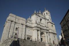 Valladolid, San Benito Royalty Free Stock Image