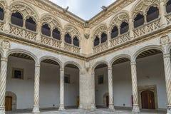 Valladolid San Gregorio Royalty Free Stock Photo