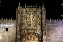 Valladolid, San Gregorio Stock Photography