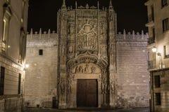 Valladolid, San Gregorio Royalty Free Stock Photos
