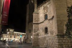 Valladolid, San Gregorio Royalty Free Stock Images