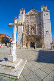 Valladolid. San Pablo Royalty Free Stock Photography