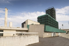 Valladolid Science Museum Royalty Free Stock Image
