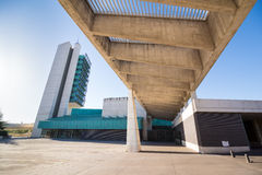 Valladolid Science Museum Stock Images