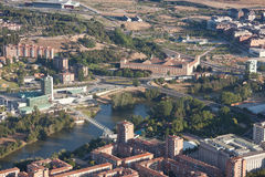 Valladolid, Spain Royalty Free Stock Photos