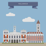 Valladolid, Spain Stock Photo