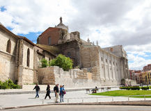 Valladolid Stock Image