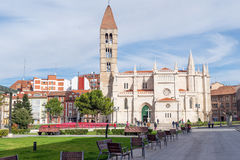Valladolid Royalty Free Stock Photography