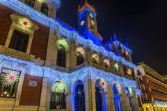 Valladolid, town hall Royalty Free Stock Photo