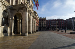 Valladolid, town hall Stock Photography