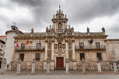 Valladolid University Royalty Free Stock Photos