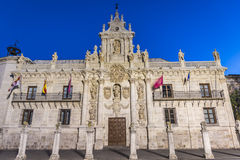 Valladolid, university Royalty Free Stock Image