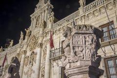 Valladolid university Royalty Free Stock Image