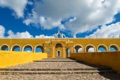 Valladolid, Yucatán Foto de archivo libre de regalías