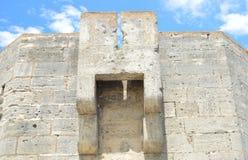 Vallar av Aigues-Mortes Royaltyfri Fotografi