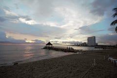 Vallarta Sunset royalty free stock photos