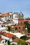 vallarta puerto Мексики стоковое фото