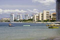 vallarta puerto Стоковое Изображение RF