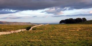 Vallate del Yorkshire fotografia stock