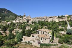 valldemosa obraz royalty free