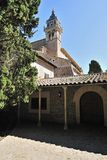 Valldemosa Monastery Royalty Free Stock Photo