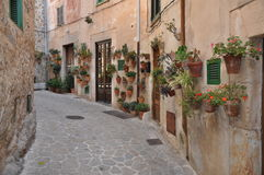 Valldemossa, Majorca Royalty Free Stock Photography