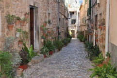 Valldemossa, Majorca Stock Photo