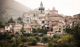 Valldemossa, Majorca, Spain Stock Photos