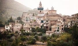 Valldemossa, Majorca, Spanien Stockfotos