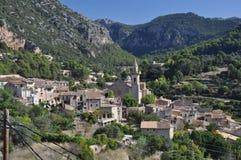 Valldemossa, Mallorca Stock Afbeeldingen