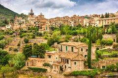 Valldemossa Mallorca, Spanien Royaltyfri Foto