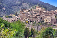 Valldemossa Royalty Free Stock Images