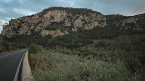 Valldemossa provincial town. Palma de Mallorca, Spain, Balearic Islands August 2013 Farm property stock video footage