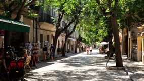 Valldemossa Street View Stock Images