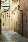 Valldemossa village, Mallorca, Balearic island Royalty Free Stock Image