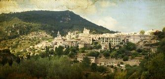 Valldemossa village, Mallorca Stock Photos