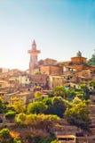 Valldemossa wioska w Mallorca Fotografia Royalty Free