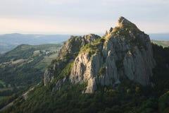 Valle 02 de Vosges Foto de archivo