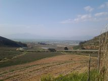 valle Imagenes de archivo