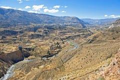 valle Fotografie Stock
