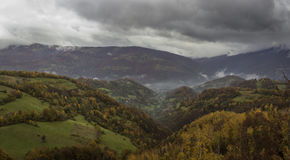 valle Imagen de archivo libre de regalías