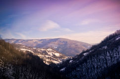valle Imagen de archivo