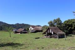 Valle alemán en el Brasil foto de archivo libre de regalías